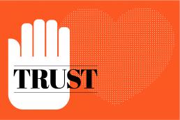 brand trust header