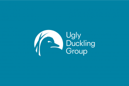 ugly duckling property logo