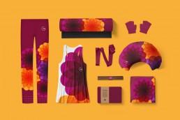 Sports branding designs for Yoga G