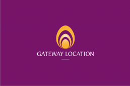brand identity for gatewaylocation.org