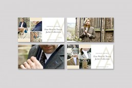 Myles Anthony Social Media Branding