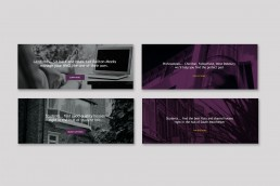 Railton Meeks website branding