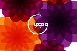 Yoga G Sports brand identity
